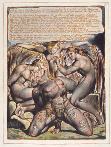 From Jerusalem by William Blake